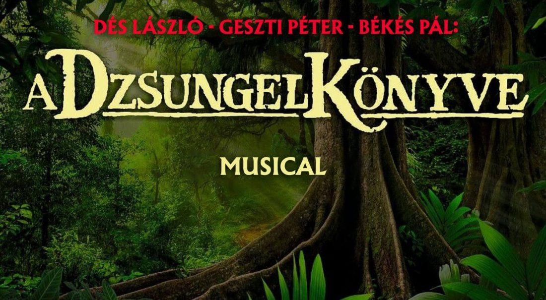 Dés László – Geszti Péter – Békés Pál: A dzsungel könyve