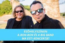 A Bon Bon és a Big Band koncertje
